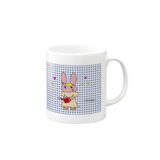 うさぎもん Mugs