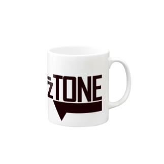 FuzzTONE -black- Mugs