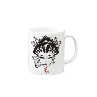 雷神Mai-co Mugs