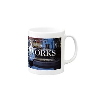 TONE WORKSのTONE WORKS mug Mugs