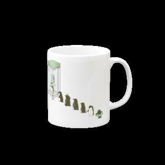 ムクデザインのでんわボックス Mugs