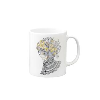 花冠 Mugs