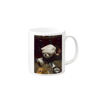 生ける屍シロクマ Mugs