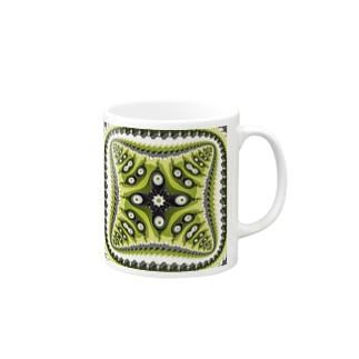 Deep Mandelbrot #007 Mugs