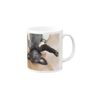 Aki,,handmadeのkoume life Mugs
