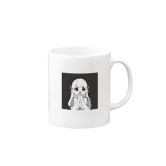 ないしょ Mugs