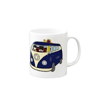 ゴトロカー Mugs