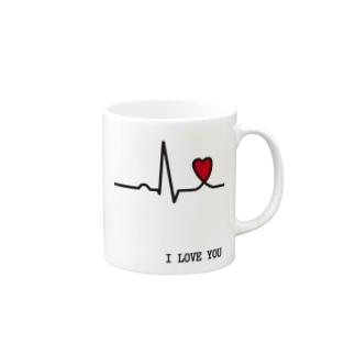 心電図 Mugs