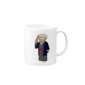 旅人猿 Mugs