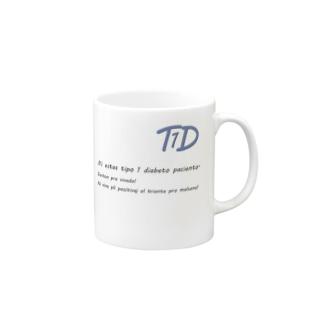 1型糖尿病 Mugs