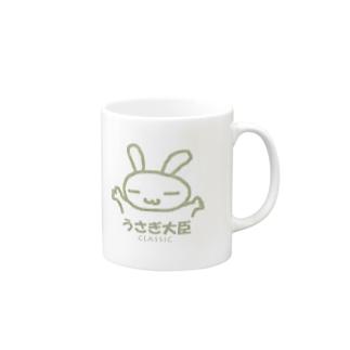 うさぎ大臣 CLASSIC Mugs