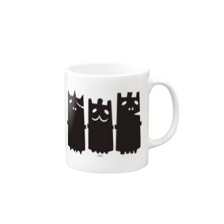 おばけーズ Mugs