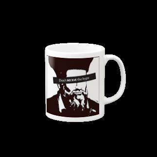 Horror_Holic_School_Official_ShopのNostradamus Ver. GOTRICK Mugs