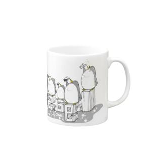 I.gasu pengin【アイガス】 Mugs