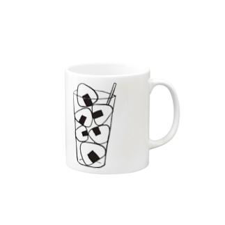 ELF : おむすびな Mugs