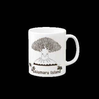 チョッちゃんのGajumaru Island マグカップ
