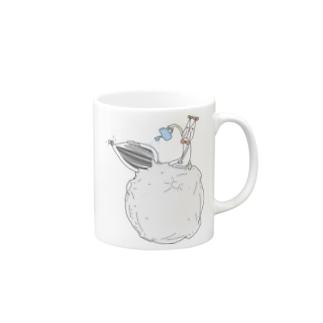 うさねこ惑星 Mugs