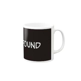 not found Mugs