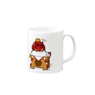 フシデ  お正月ver Mugs