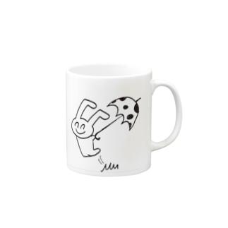 たんさんの落書き Mugs