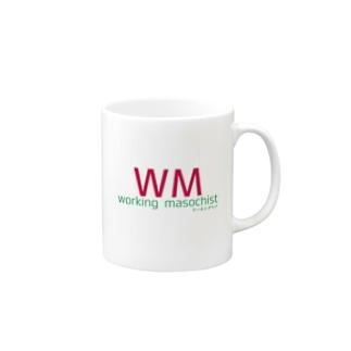 WM(ワーキングマゾ) Mugs