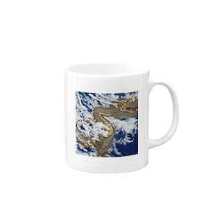 波動上昇シリーズ Mugs
