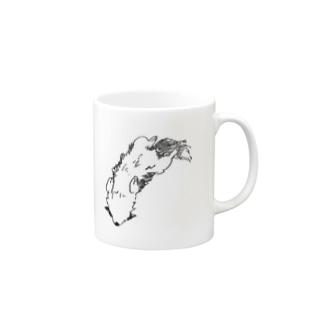 ゆるボー Mugs