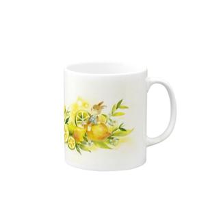 レモン Mugs