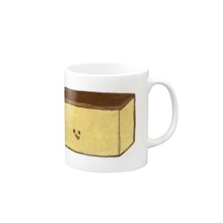カステラ Mugs