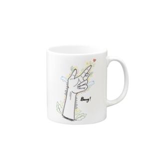 Poneko Shopのlikeシリーズ Mugs