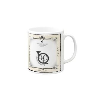 厚木交響楽団40周年記念 Mugs