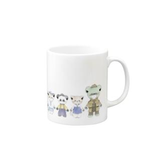 お源2 Mugs