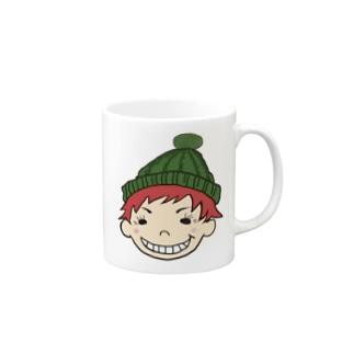 J-ver1 Mugs