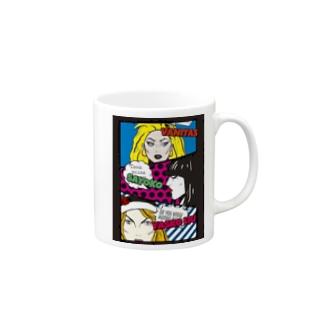 女装達 Mugs