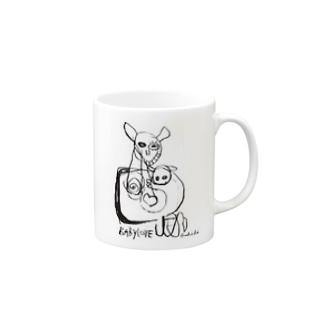 BABYLOVE MUG Mugs