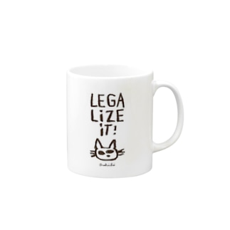 LEGALiZEIT! MUG Mugs