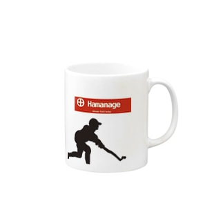 satuma field hockey style. Mugs