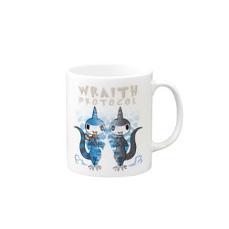 バージリスク(レイス・プロトコル) マグカップ