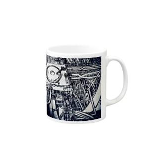 KAIBORG 02 Mugs