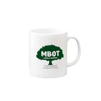 MBOT公式グッズのMBOT公式グッズ(オリジナルバージョン)) Mugs