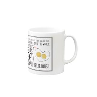 EGG BELIEVER Mugs