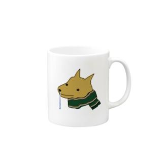 鼻水犬 Mugs