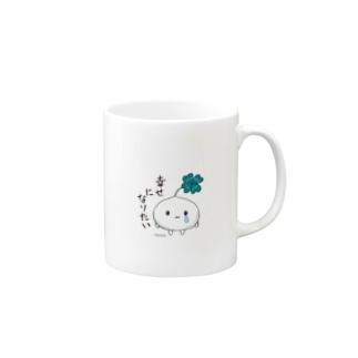 シロツメクサの妖精 Mugs