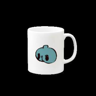 内山ユニコのぴっぴ Mugs