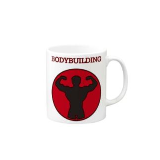 GREAT 7のボディービル Mugs