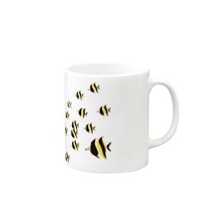 ツノダシ Mugs