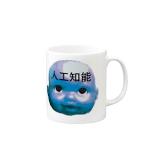 試験管ベビー Mugs