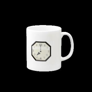 RKSのクロック Mugs