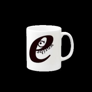 @折部.壊子(オリブ)のいーとうかマグカップ