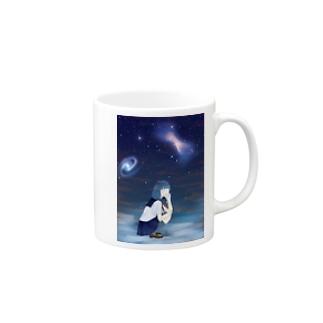 宇宙長電話 Mugs